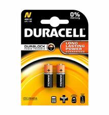 DURACELL N MN9100 1.5V ALKALINE BATTERY LR1 E90 AM5 SECURITY REMOTE 2 Pack
