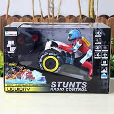 Remote Control Amphibian Stunt Vehicle Land&Water Racing Motorcycle Race Bike