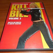 Kill Bill Vol. 2 (Dvd, 2004 Widescreen) Daryl Hannah Used Uma Thurman Volume