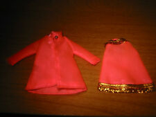 Dawn Doll's,, Peachy Keen, 2 Piece Outfit in Very Good Condition