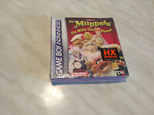 Gameboy Advance The Muppets On With The Show new sealed (no zelda pokemon tombi)