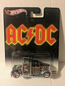 HOT WHEELS 2011 POP CULTURE AC/DC CONVOY CUSTOM HTF