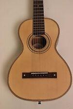 Chitarra VINTAGE Teamsterz Guitar piccolo viaggio-travel aperta/Slotted PIASTRA 2. scelta