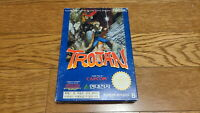 Nintendo Hyundai Comboy Trojan Game Korean Version Brand New NES Famicom Rare