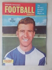 FOOTBALL MONTHLY MAGAZINE MARCH 1964 - BLACKBURN ROVERS - PRESTON