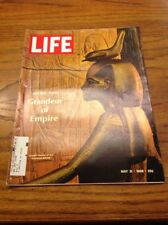 LIFE MAGAZINE MAY 31 1968 EGYPT GRANDEUR NICE CONDITION COMPLETE