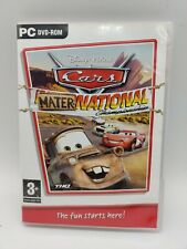 Cars Mater-National Championship PC DVD-ROM