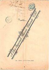 MALTA 1903 intero GIORNALE INVIATO LA VALLETTA a GOZO - 2479
