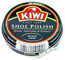 Kiwi NERO SCARPA POLACCO scarpa CERA Nero Scarpa SHINE NERO BOOT Protettore polacco