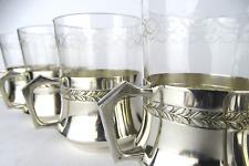 WMF Tee-Service Versilbert Secession 🌹 Art Nouveau Tea Set Jugendstil um 1910🌹
