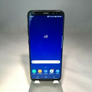 Samsung Galaxy S8 64GB Midnight Black Verizon Locked Mint Condition