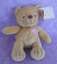 "Hugs & Kisses Teddy Bear 8"" Item #6190"