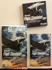 Microsoft Flight Simulator 2004: A Century of Flight (PC: Windows, 2003)