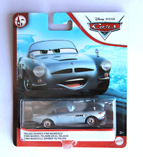 DISNEY PIXAR CARS PALACE DANGER FINN MCMISSILE LONDON CHASE 2020 IMPERFECT PACK