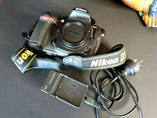 Nikon D300 Camera Body Only with Charger & Strap Digital SLR Camera - 12.3MP