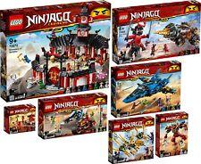LEGO NINJAGO 70670 70669 70668 70667 70666 70665 70680 Spinjitzu N1/19