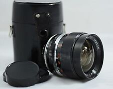 MINOLTA MD MOUNT 28MM F2.8 TAMRON CAMERA LENS