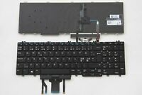 KbsPro Nordic Keyboard for Dell Precision 7530 7730 M7530 7540 7740 Backlit