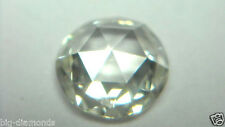 4.00mm Natural Real F-G Color VVS-VS White Round Rose Cut Diamond