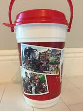 Vintage Disney Magic Kingdom Share A Dream Come True 2014 Popcorn Bucket