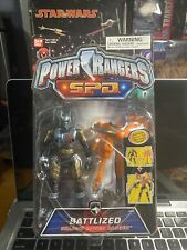 Power Rangers SPD Battlized Shadow Power Ranger