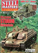 Stahl Masters Nr° 103, Sdkfz 6/3 Diana, Perfekt
