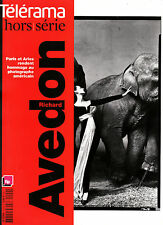 Telerama hors serie RICHAR AVEDON @Excellent condition@
