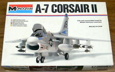 Monogram 1/48 LTV A-7 Corsair II, #5418, New In an Open Box