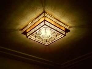 Moroccan Ceiling light, Ceiling flush lamp, design lamp, Art deco Chandelier