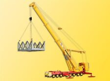 Kibri 13034 Liebherr 1400 Gru Mobile Wiesbauer, Kit di Costruzione, H0