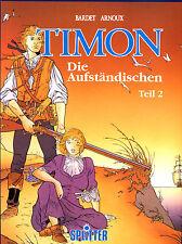 Álbum SC, timón-los insurgentes parte 2, astillas-Verlag, estado 1