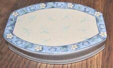 Royal Norfolk ceramic soap dish floral pattern