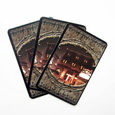 NEW Arkham Horror 3x Deputy Cards Deck Investigator Replacement Game Parts