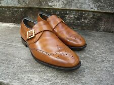 CHURCH MONK STRAP – BROWN / TAN - UK 11.5 – PICCADILLY – EXCELLENT CONDITION