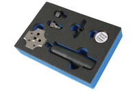 """HAND BRAKE PIPE FLARING TOOL FOR USE IN-SITU ON VEHICLE 3/6"""" PIPE 4.75mm SAE DIN"""