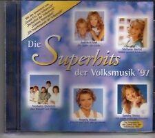 (CX216) Die Superhits Der Volksmusik 97 - 1997 CD