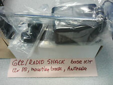 GRE/Radio Shack Multi-Freq/Band Scanner Mount Kit for Mobile-Base-In-vehicle use