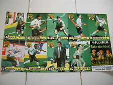 Washington Warthogs Uncut Sportcards 1996 Team