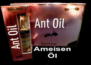 100% Original Hemani Ameisen Öl 30 ml Ant Oil  *Haarentfernung Enthaarungscreme*