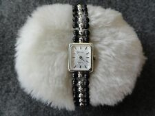 Armitron Quartz Ladies Watch with a Pretty Band