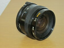 Kiron Kino Precision 28mm f2 Fast Wide Angle Lens - Minolta Mount -Fully Working