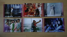 Q140 - 6x Aushangfotos LIEBE LIEBER INDISCH Aishwarya Rai Bachchan/  Nadira Babb