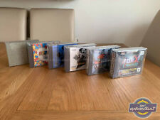 N64 Game BOX PROTECTORS for Nintendo 64DD 0.5mm PET Protective Display Case