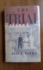 The Trial - Franz Kafka first edition 1st 1937 *original 1st issue dust jacket!*