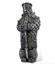Statue of Dwarven King - D&D, Frostgrave, dungeon terrain, Mordheim, Warhammer
