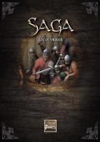 SAGA: Age of Vikings (Supplement) (Hard Cover) GPBSRB21-HC