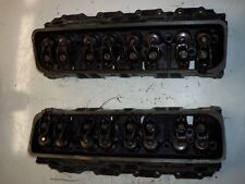 Chevy Small Block 305 Cast Iron heads GM OEM Casting #14101081