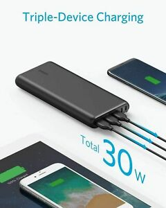Anker PowerCore 26800 Portable Charger, 26800mAh External Battery with Black