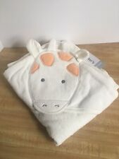 Carter's Giraffe Hooded Bath Towel New with Tags -  Rare Discontinued Design