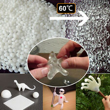 200g Polymorph Mouldable Plastic Pellets, DIY Plastimake, Friendly Thermoplastic